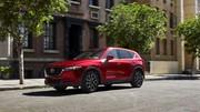 Mazda renouvelle le CX-5