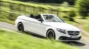 Essai Mercedes-AMG C 63 S Cabriolet : Concert en plein air