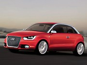 Audi Metroproject Quattro : Puce de luxe