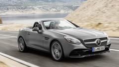 Essai Mercedes SLC 250d : Sur le couple !