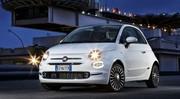 Des aménagements de gamme pour la Fiat 500 2017