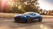 Aston Martin Vanquish S (2017) : la Vanquish se fait plus puissante