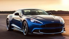 Aston Martin Vanquish S : 27 chevaux en plus