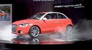 Audi Metroproject Quattro : le prototype d'une A1 hybride rechargeable