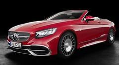 Mercedes-Maybach S 650 Cabriolet 2017 : une édition limitée à 300 exemplaires
