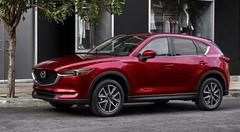 Nouveau Mazda CX-5 2017 : les infos et photos officielles