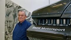 Décès de Paul Rosche, emblématique ingénieur motoriste BMW