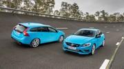 Volvo lance enfin les S60 et V60 Polestar en France