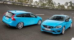 Les Volvo S60 Polestar et les Volvo V60 Polestar, enfin chez nous !