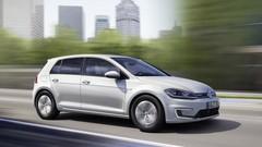 Volkswagen e-Golf (2017) : la Golf électrique restylée à Los Angeles
