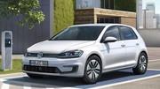 La Volkswagen e-Golf gagne en autonomie