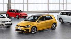 Volkswagen Golf MkVII, facelift 2017
