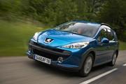 Peugeot 207 SW Outdoor et RC : la gamme break au complet