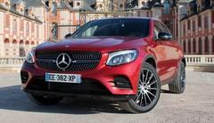 Essai Mercedes GLC Coupé 250 Sportline