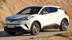 Essai Toyota C-HR : hybride et funky