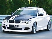 BMW Série 1 Coupé tii : Parure de course