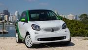 Essai Smart Fortwo Electric Drive: jouet urbain par excellence