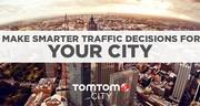 Tomtom City couvre maintenant 100 villes dans le monde