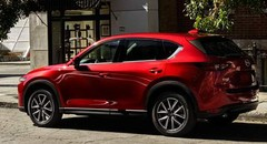 Mazda CX5 2017