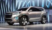 Subaru Viziv-7 Concept : un SUV mastoc à l'ambition familiale