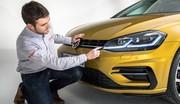 Volkswagen Golf 7 : les évolutions de la nouvelle Golf 2017 en vidéo