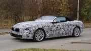 La future BMW Série 8 Cabriolet 2017 surprise sur la route !