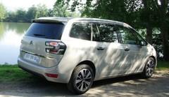 Essai Citroën Grand C4 Picasso BlueHDi 150 EAT6 Shine : La bonne leçon du passé