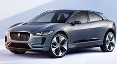 Jaguar Concept I-Pace