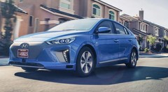 Hyundai Ioniq : prototype autonome avec Lidar