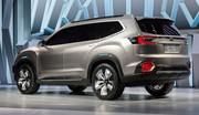 Subaru dévoile le VIZIV-7 SUV Concept