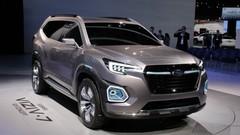 Subaru Viziv-7 concept : un grand SUV annoncé au LA Autoshow 2016