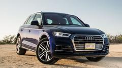 Essai nouveau Audi Q5 2017 : reçu Q5 sur 5