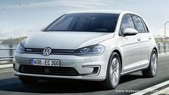 Nouvelle VW eGolf : plus de batterie et plus de puissance