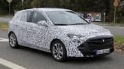 La future Opel Corsa déjà en préparation