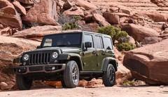 Jeep : retour du diesel et série limitée pour le Wrangler
