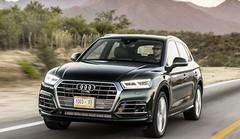 Essai Audi Q5 : chemin de crête