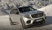 Mercedes réfléchit encore à un SUV Maybach