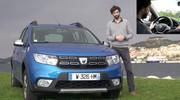 Essai Dacia Sandero Stepway restylée 2017 : Stepway to heaven