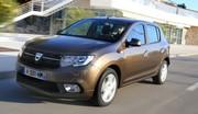 Essai Dacia Sandero restylée (2017) : basique mais pas fruste