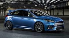 La Ford Focus RS élue « Sportive de l'année » par le magazine Échappement