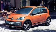 Volkswagen Cross up! 2017 : tarifs à partir de 15 800 euros