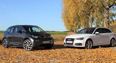 Essai Audi A3 Sportback e-tron vs BMW i3 : Bagarre sur le fil !