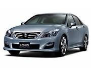 Toyota Crown Hybrid : Une couronne verte