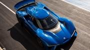 La Nio NP9 de NextEV : l'électrique la plus rapide du monde