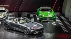 Une grille tarifaire étonnante pour les Mercedes-AMG GT Roadster et GT R