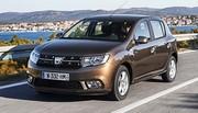 Lifting pour la seconde génération de Dacia Sandero, la voiture préférée des Français