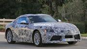 La future sportive Toyota Supra 2018 se déshabille !