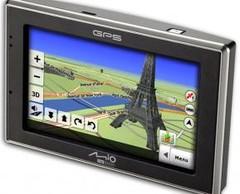 Mio Technology C620 avec cartographie Tele Atlas 3D
