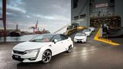 Honda Clarity Fuel Cell : elle débarque en Europe !