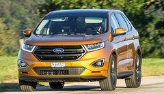 Essai Ford Edge : Un SUV aux gènes américains devenu européen…